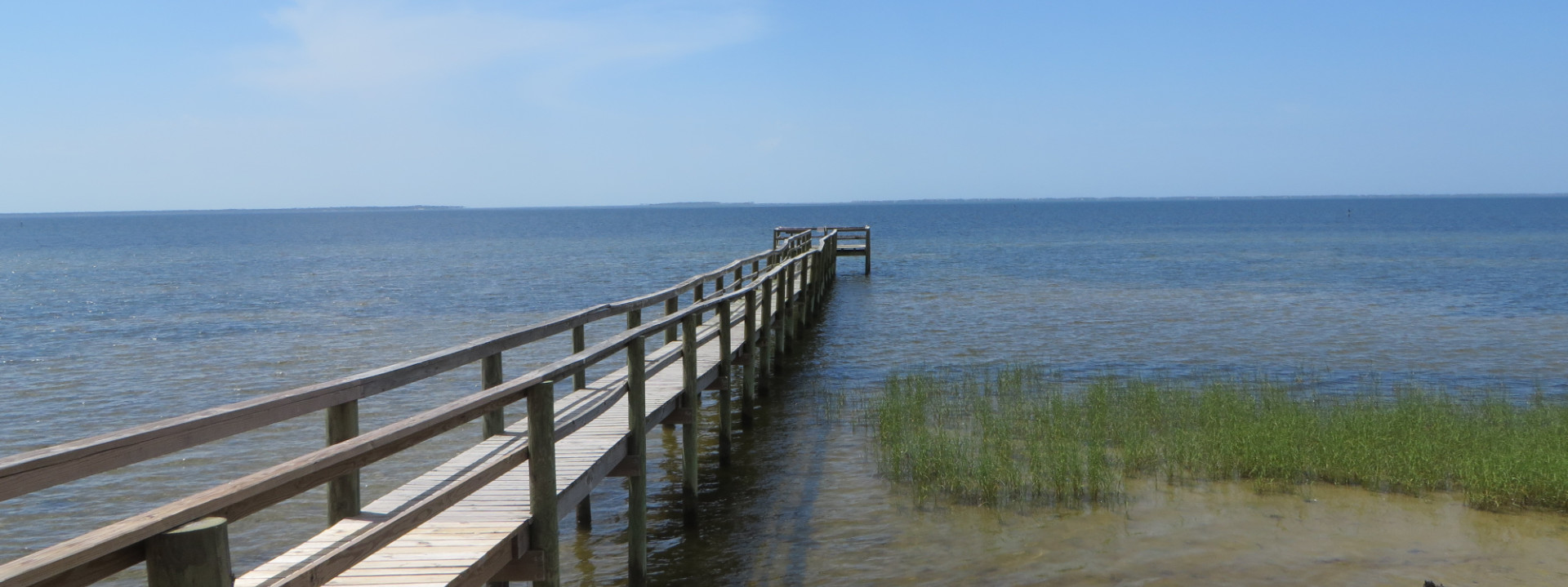 Walking Dock St. George Island
